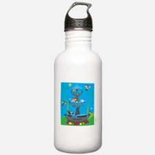 PIGEON PARADISE Water Bottle