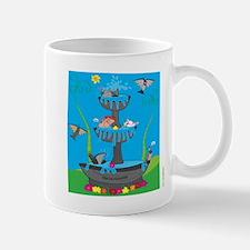 PIGEON PARADISE Mugs