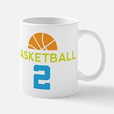 Custom Basketball Player 2 Mug
