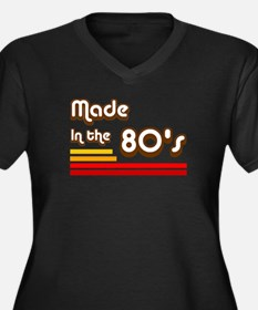 2-made80s Plus Size T-Shirt