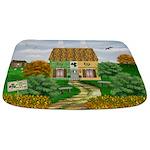 St Patricks Day Cottage Bathmat