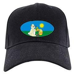 Easter Bunny Baseball Hat