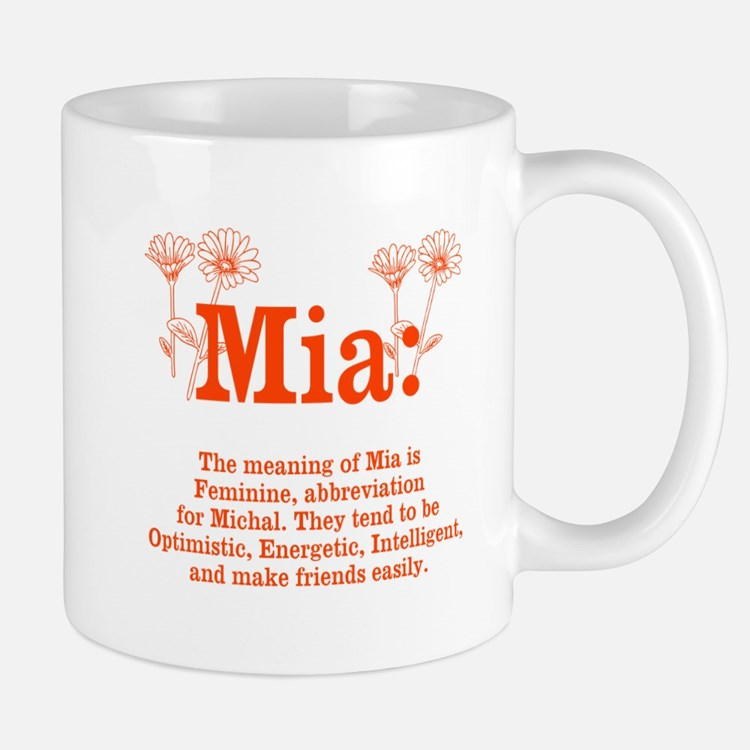 The Meaning of Mia Mugs
