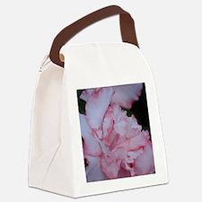 Macro Flower Canvas Lunch Bag