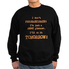 Procrastinate Sweater