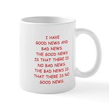 good news Mugs