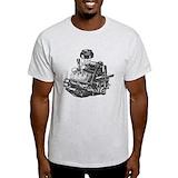 Flathead Mens Light T-shirts