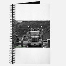 An Honest Days Work Journal