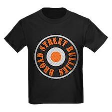 Broad Street Bullies Steel BLk.png T-Shirt