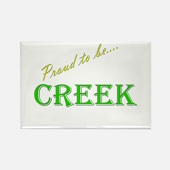 Creek Rectangle Magnet