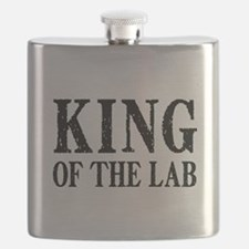 King of the Lab Flask