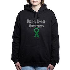 Kidney Donor awareness Hooded Sweatshirt