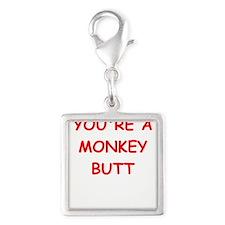 monkey butt Charms