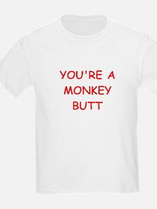 monkey butt T-Shirt