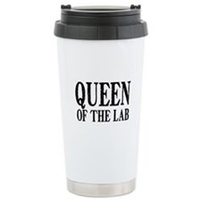 Queen of the Lab Travel Mug