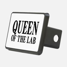 Queen of the Lab Hitch Cover