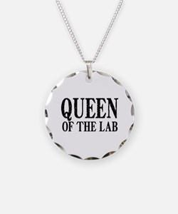 Queen of the Lab Necklace