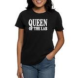 Forensics science Women's Dark T-Shirt