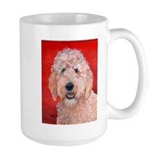 Goldendoodle Mugs- Image On Both Sides