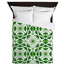 Eclectic Flower 369B Queen Duvet
