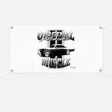 Black car Banner