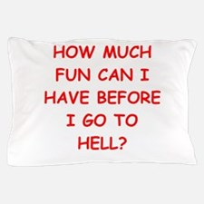 fun Pillow Case