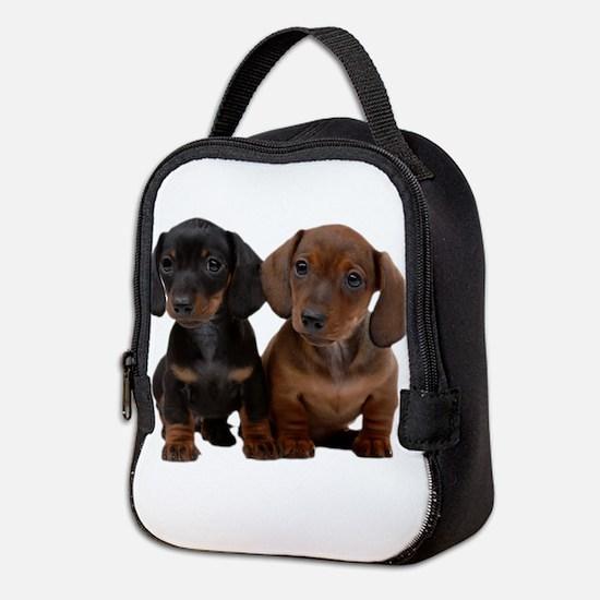 The Dachshund Neoprene Lunch Bag