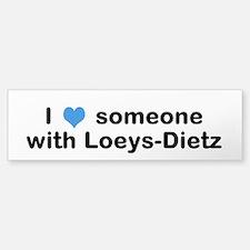 LDS Love Bumper Bumper Stickers