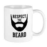 Beard Small Mugs (11 oz)