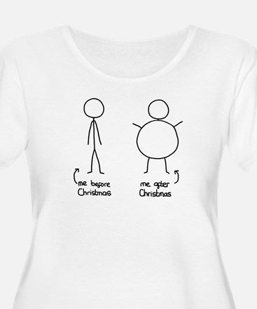 'Before & After' T-Shirt