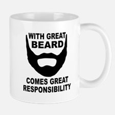 Beard Responsibility Mug