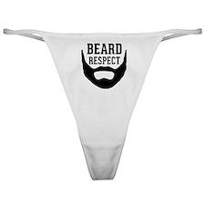 Beard Respect Classic Thong