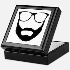 Cool Beard Dude Keepsake Box