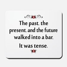 Tense Mousepad
