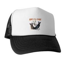 Funny Black and tans Trucker Hat