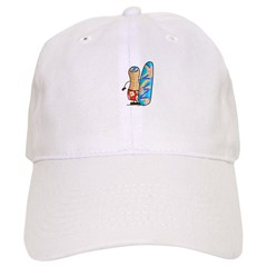 Surfing Nut Baseball Cap