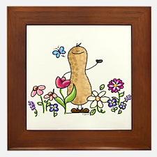 Spring Nut Framed Tile
