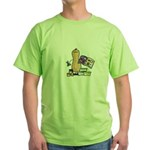 Scrapbooking Nut Green T-Shirt