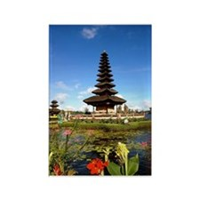 Balinese Dreams Rectangle Magnet