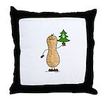 Pine Nut Throw Pillow