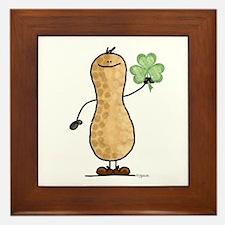 Irish Nut Framed Tile