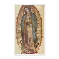 Our Lady Of Guadalupe 3'x5' Area Rug