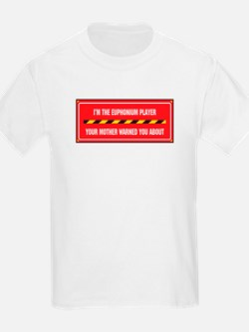 I'm the Euphonium Player T-Shirt
