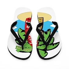 Team Socal Flip Flops
