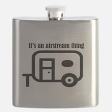 ITS AN AIRSTREAM THING Flask