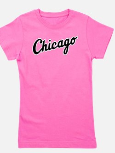 Chicago Girl's Tee