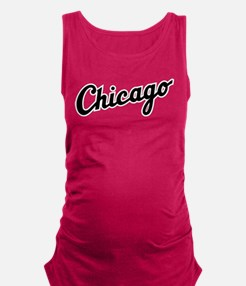 Chicago Maternity Tank Top