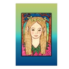 Forest Elf Postcards (Package of 8)
