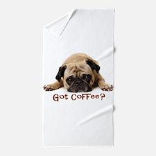Got Coffee? Beach Towel