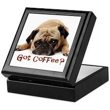 Got Coffee? Keepsake Box